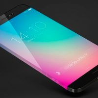 iPhone 6 foto concepto
