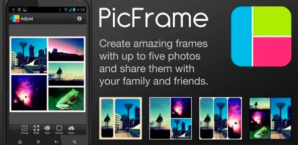 PicFrame para telefonos android