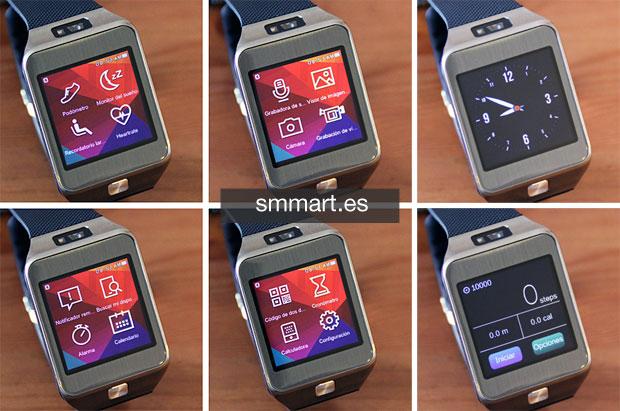Aplicaciones smartwatch No.1 G2