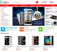 Igogo tienda móviles chinos baratos