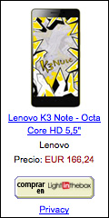 Lenovo K3 - Top móviles chinos