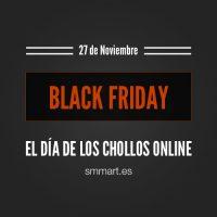 Black Friday en Smmart.es
