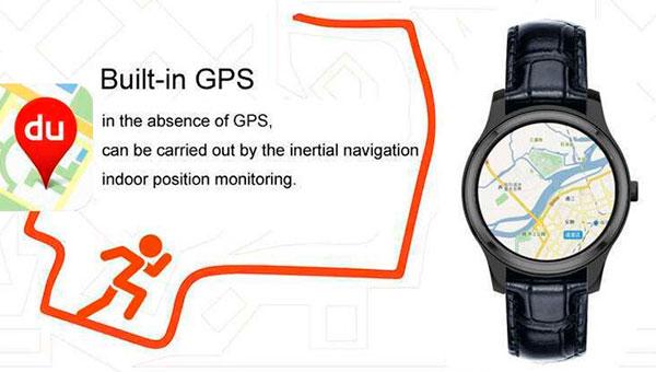 K8 Mini aplicaciones deportivas geolocalización