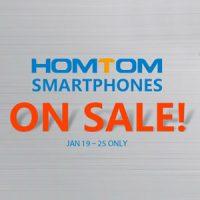 HomTom Ofertas para los modelos HT