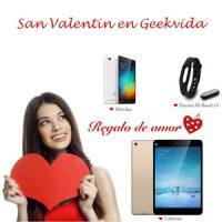 Ofertas y Descuentos en Geekvida por San Valentín