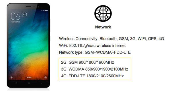 Bandas de Frecuencias 3G y 4G en España, México, Argentina, Colombia, Chile y Perú