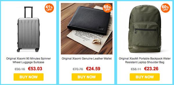 Otros productos Xiaomi en Oferta