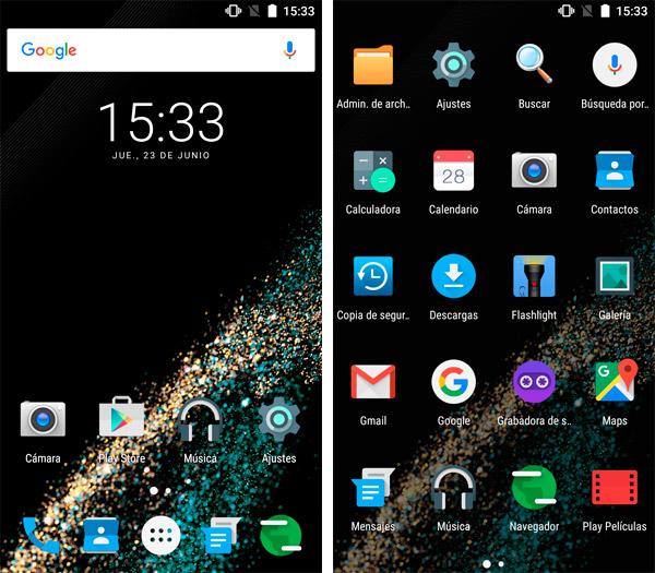 UMI Super Sistema Operativo Android 6.0 Marshmallow