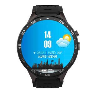 Kingwear KW88 mejores relojes inteligentes baratos