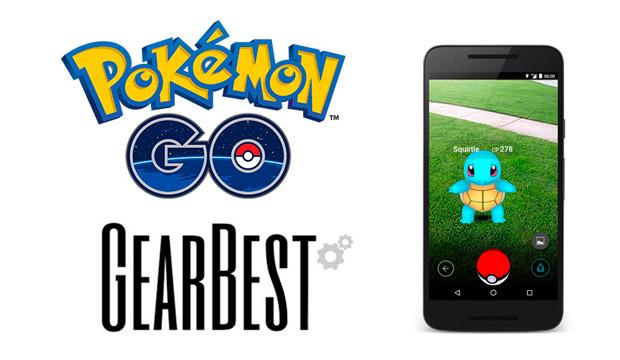 Aplicación Pokemon Go en Móviles Chinos