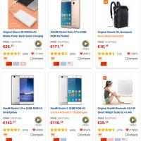 Xiaomi Top ventas 2016 smartphones y gadgets