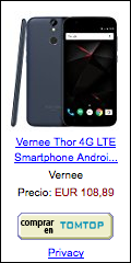 Vernee Thor Mejores Telefonos Chinos