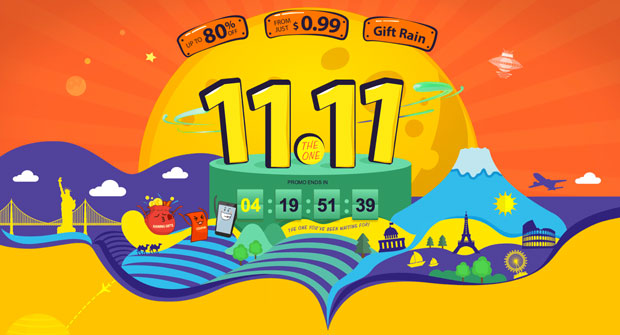 Gearbest 11 del 11 móviles chinos y electrónica