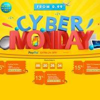 Gearbest.com Cyber Monday Ofertas y Descuentos