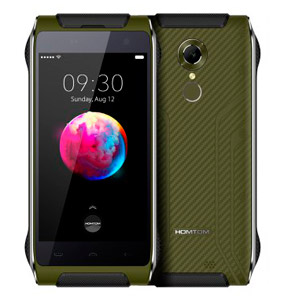 HomTom HT20 Pro celulares resistentes agua y golpes
