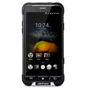 Mejores moviles todoterreno Ulefone Armor IP68