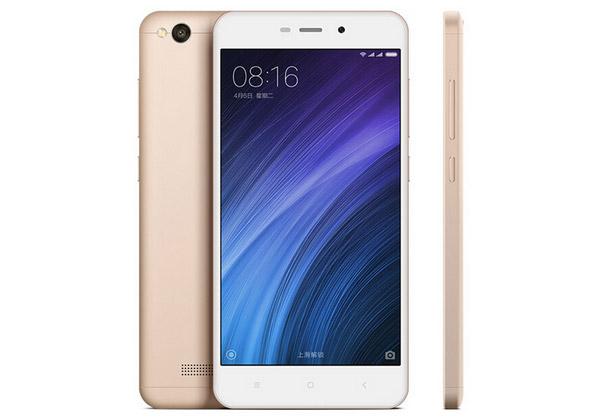 Xiaomi Redmi 4A Características y Precio