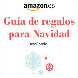 Guía de Regalos para Navidad en Amazon 2016