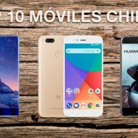Los móviles chinos más vendidos en Amazon