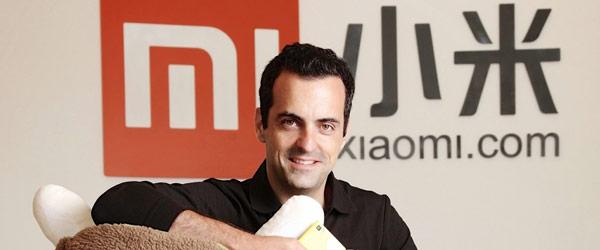 Hugo Barra abandona Xiaomi y vuelve a Silicon Valley