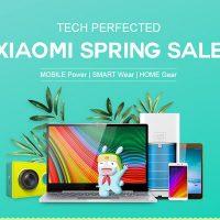 Promoción de productos Xiaomi 2017