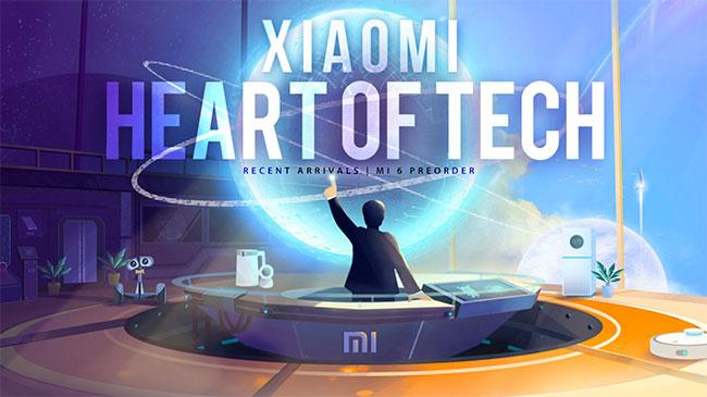Promoción Xiaomi Mi6 Mi Pad 3