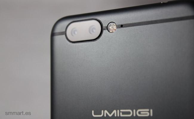 UMIDIGI Z Pro cámara Sony IMX258