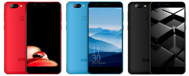 Elephone P8 Mini Características y Especificaciones técnicas