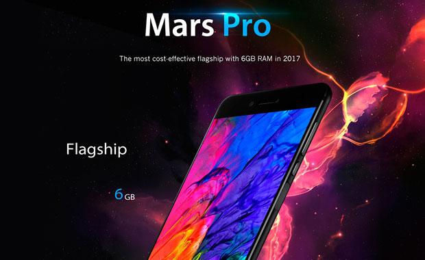 Vernee Mars Pro Características y Precio
