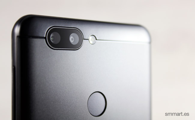 Elephone P8 Mini cámara doble trasera