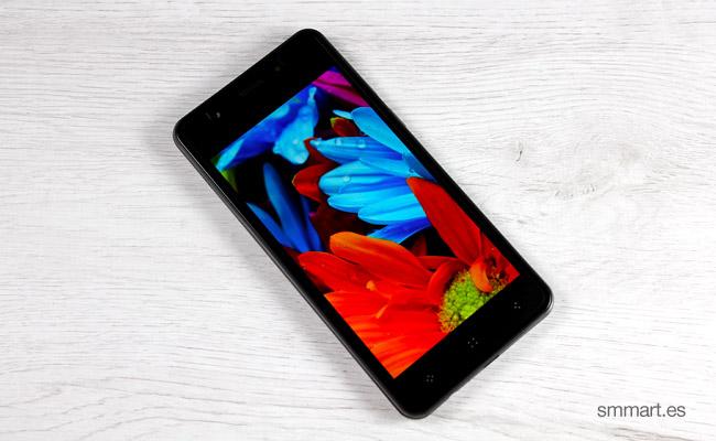 Elephone P8 Mini pantalla de 5 pulgadas Full HD