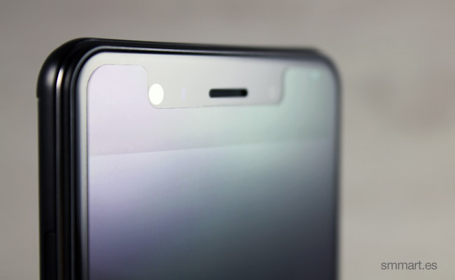 Elephone P8 Mini cámara de selfies