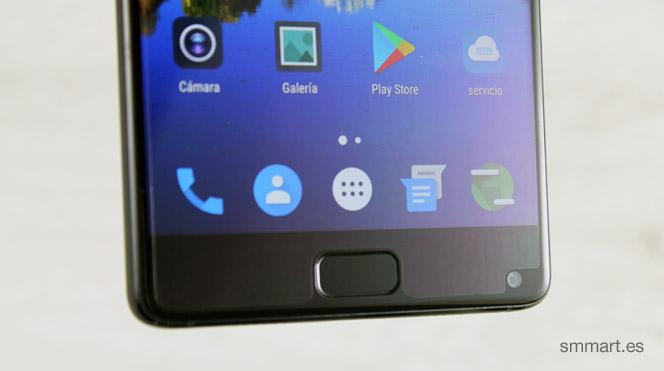 Elephone S8 cámara de selfies frontal