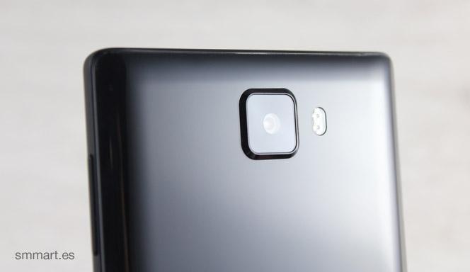 Elephone S8 Cámara 21 megapíxeles Sony IMX220
