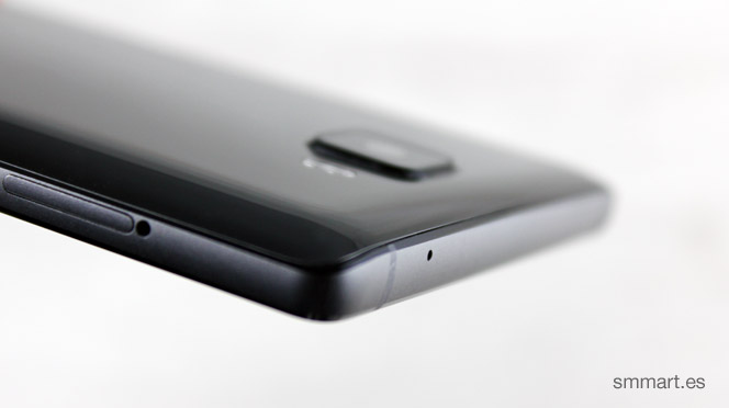 Elephone S8 diseño y materiales
