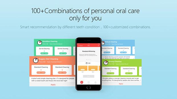 Xiaomi Oclean SE aplicación para el móvil