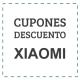Cupones descuento en productos Xiaomi
