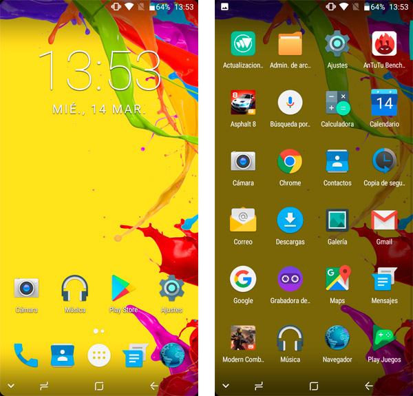 UMIDIGI S2 Lite Android 7 Nougat