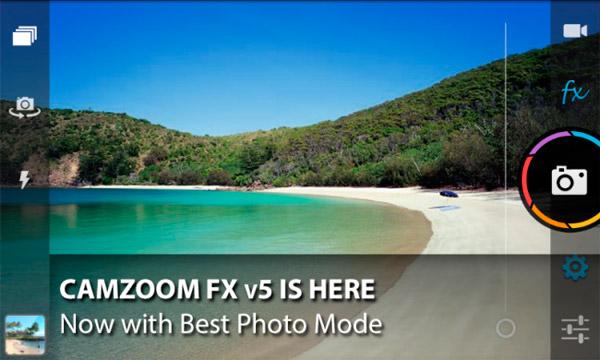 App Camera Zoom FX