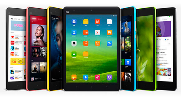 Xiaomi Mi Pad mejores tablets chinas