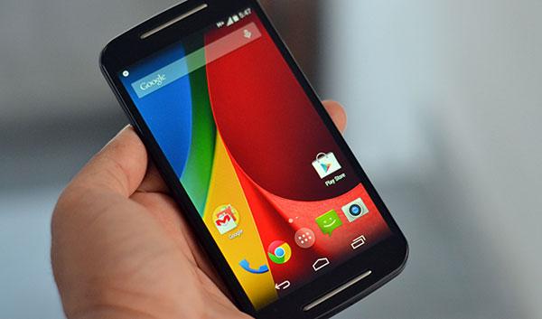 Nuevo Motorola Moto G segunda generación