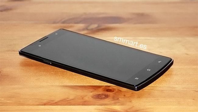 Diseño del No.1 OnePlus clon