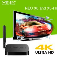 Minix Neo X8 y X8-H Plus Android TV