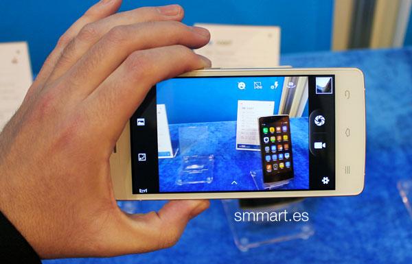 Camara de fotos Sony 13 megapixels THL 2015