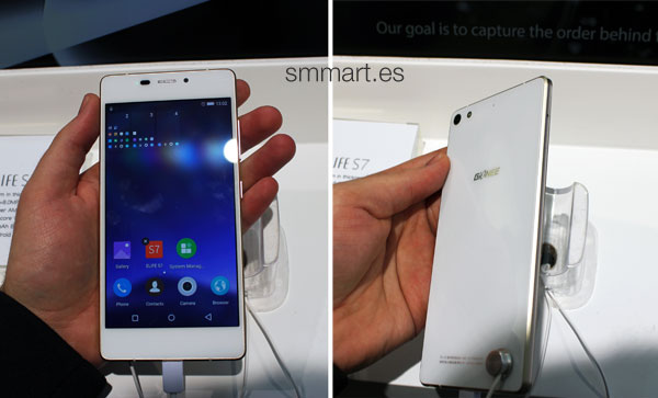 Móvil Chino Gionee Elife S7