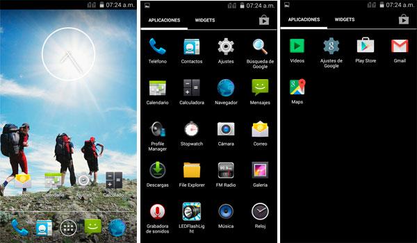 Android 4.4.4 No.1 Xmen X2