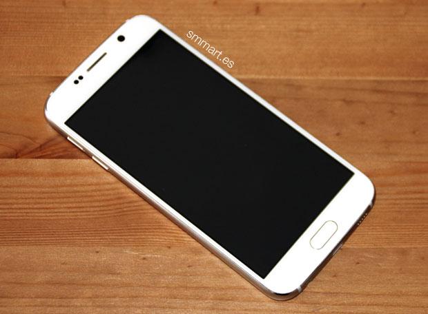 No.1 S6i Clon chino del Samsung Galaxy S6