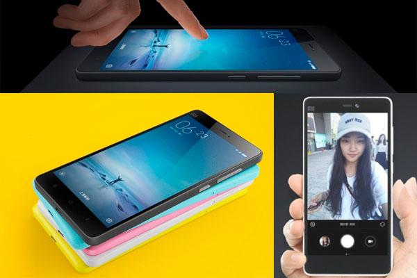 Fotos del nuevo Xiaomi Mi4C