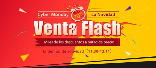 Ventas Flash en Igogo.es hasta el 11 de Noviembre