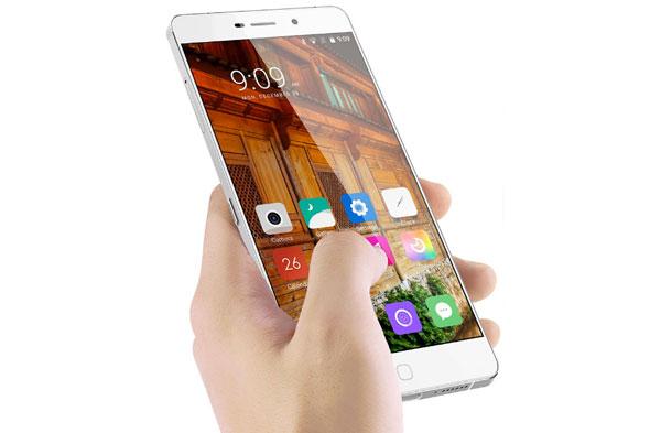 Elephone P9000 en mano hands on